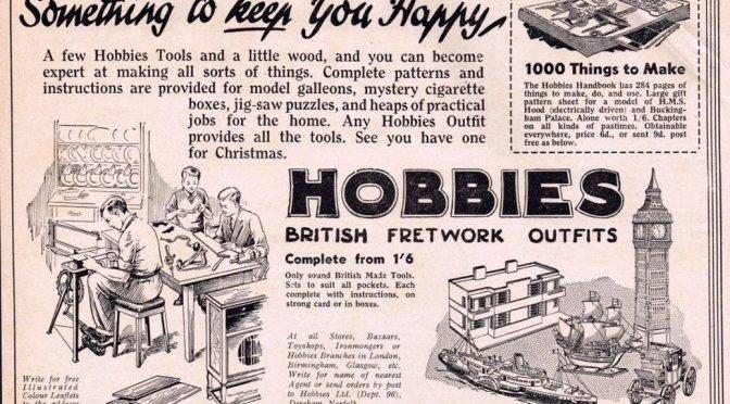 The Patient Hobbyist