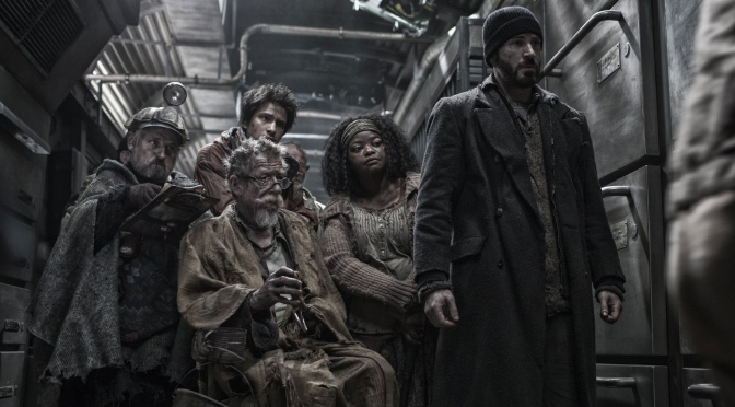 Snowpiercer: A Visceral Movie Experience