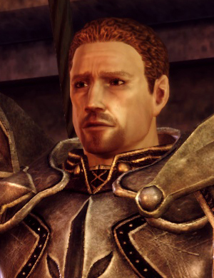 Exhibit A: Cullen in Dragon Age: Origins is a bit meh. He's certainly no Alistair.