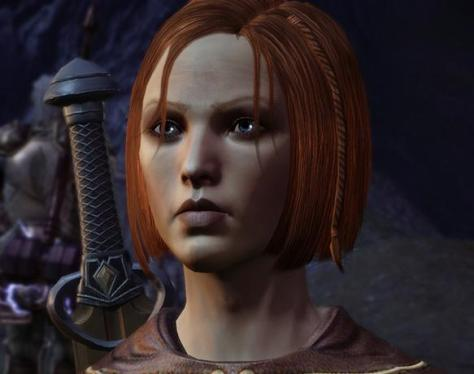 Leliana in Dragon Age: Origins.